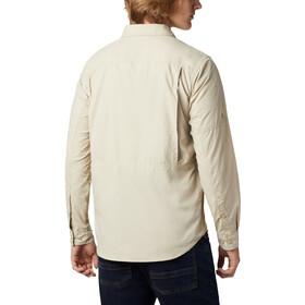 Columbia Silver Ridge 2.0 Long Sleeve Shirt Men fossil